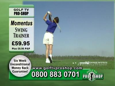 Golf TV Pro-Shop