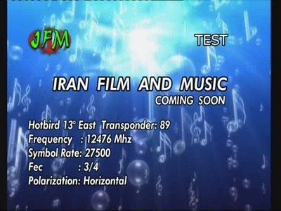Iran Film and Music