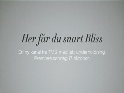 TV 2 Bliss